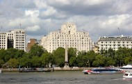 London on Foot – Embankment and The Strand