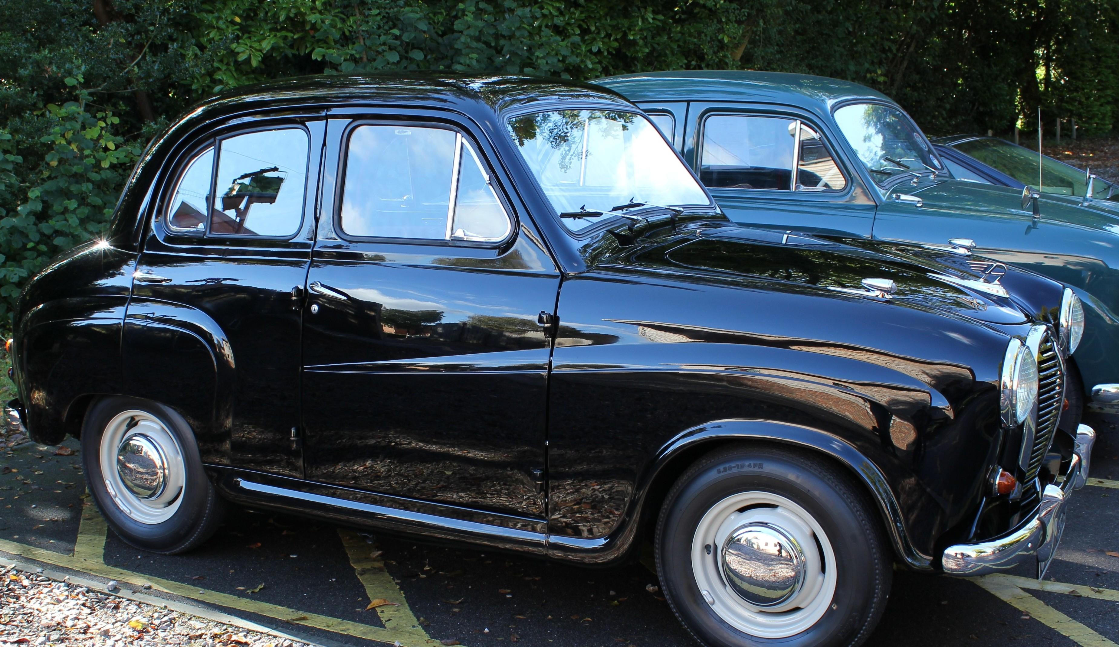 Unlocking the Austin 35…