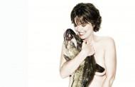 Art: Greta Scacchi and Fishlove