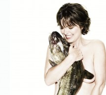 Art: Greta Scacchi and Fishlove
