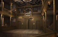 Shakespeare's Indoor Globe is Coming!