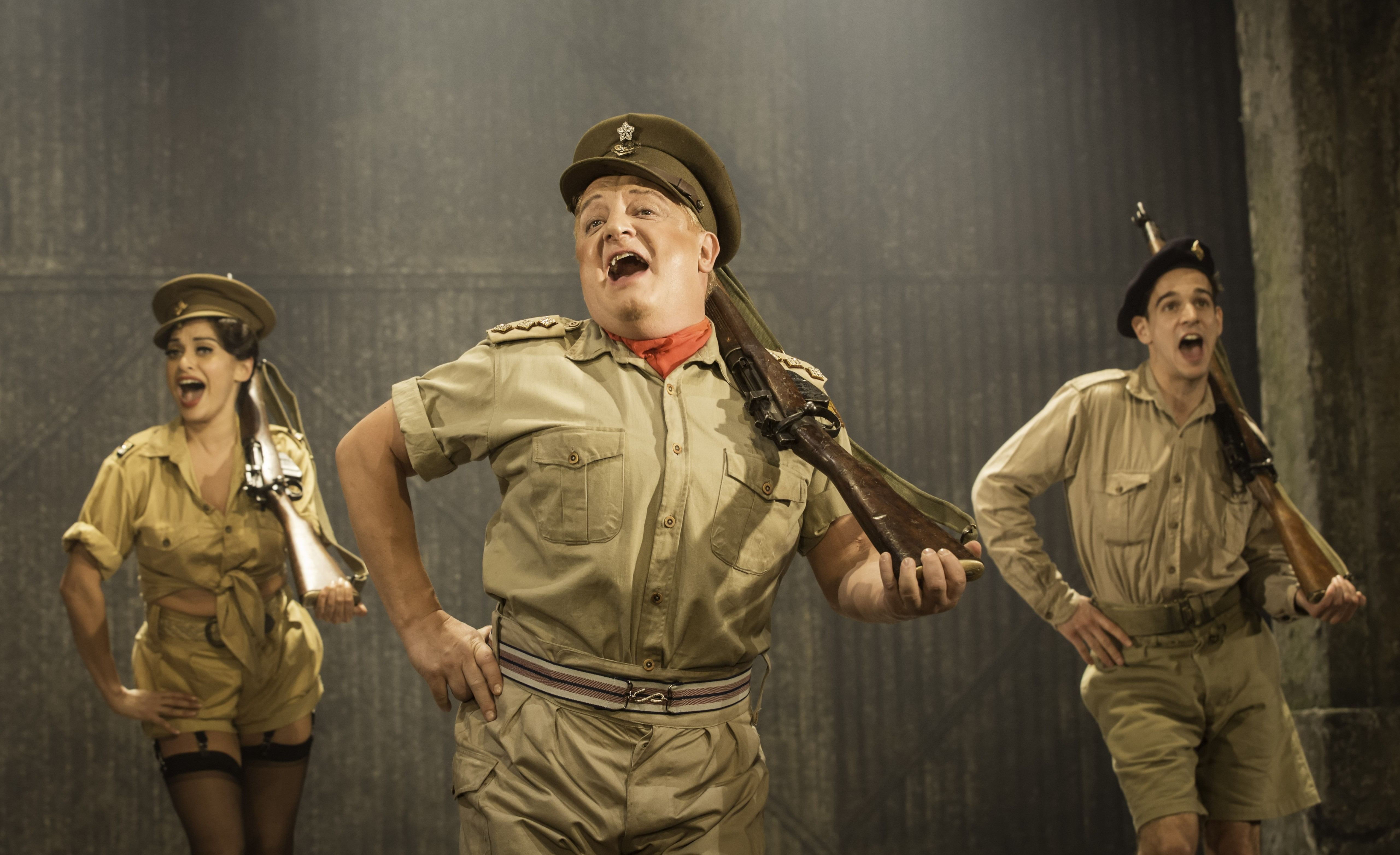Theatre Review: Privates On Parade
