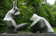 Henry Moore Sculptures Recovered, Thieves Sentenced
