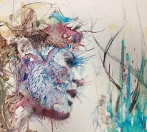 Gold Thread to Gold Leaf &#8211; Carne Griffiths