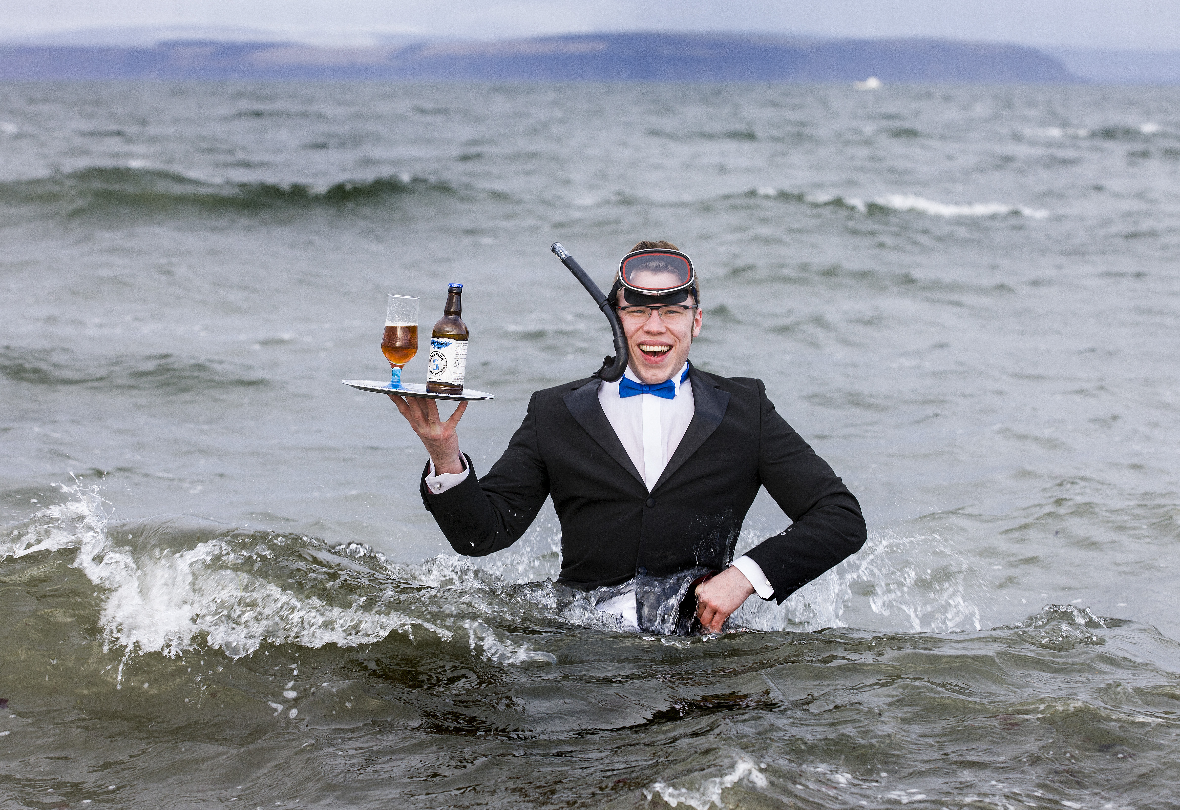 Bottlenose Beer for Moray's Dolphins