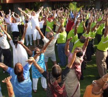 Laughter Yoga is Rolling Around the Globe!