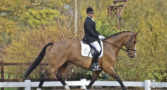 Olympic Hope Sam Martin: From Inner City Gang to Dressage Circle