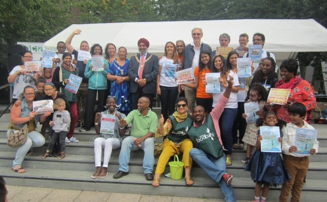 Action for Happiness in Barking – Pictures